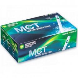 Сигаретные гильзы с капсулой MCT MENTHOL